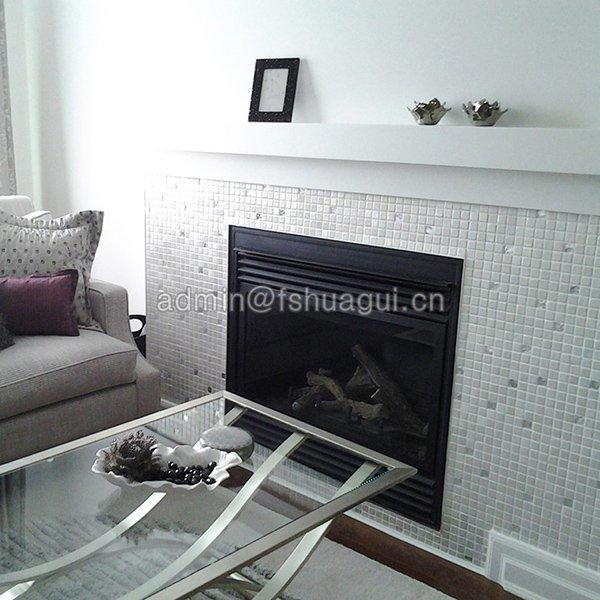Home design for fire place decoration