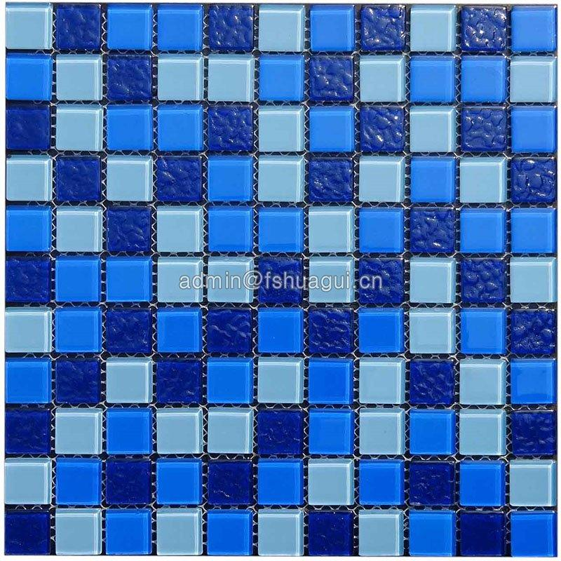 hot sale Custom trendy swimming pool tiles pools Huagui