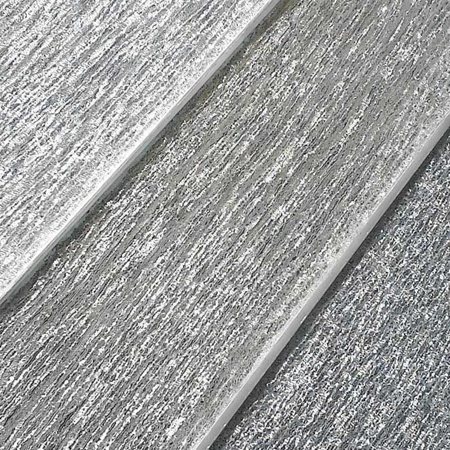 Newest Design Silver Subway Brick Glass Mosaic Wall Tile HG-GTS012