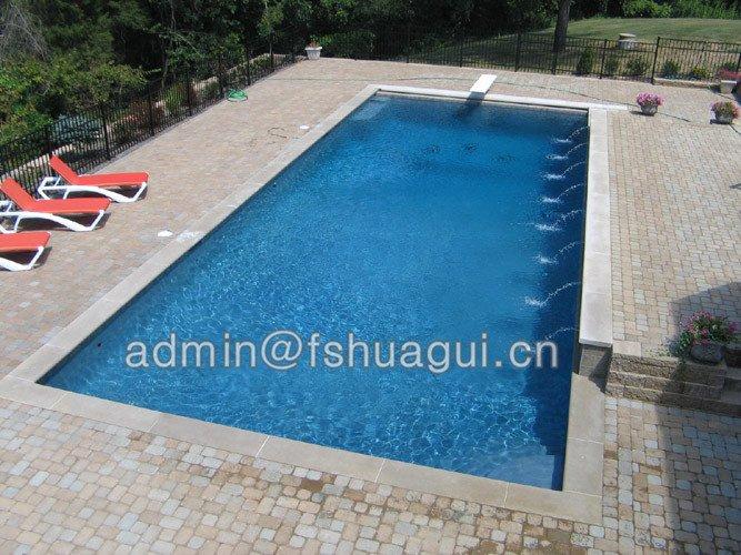 Huagui Glass mosaic swimming pool tile Foshan suppliers HG-448002 POOL MOSAIC TILE image6