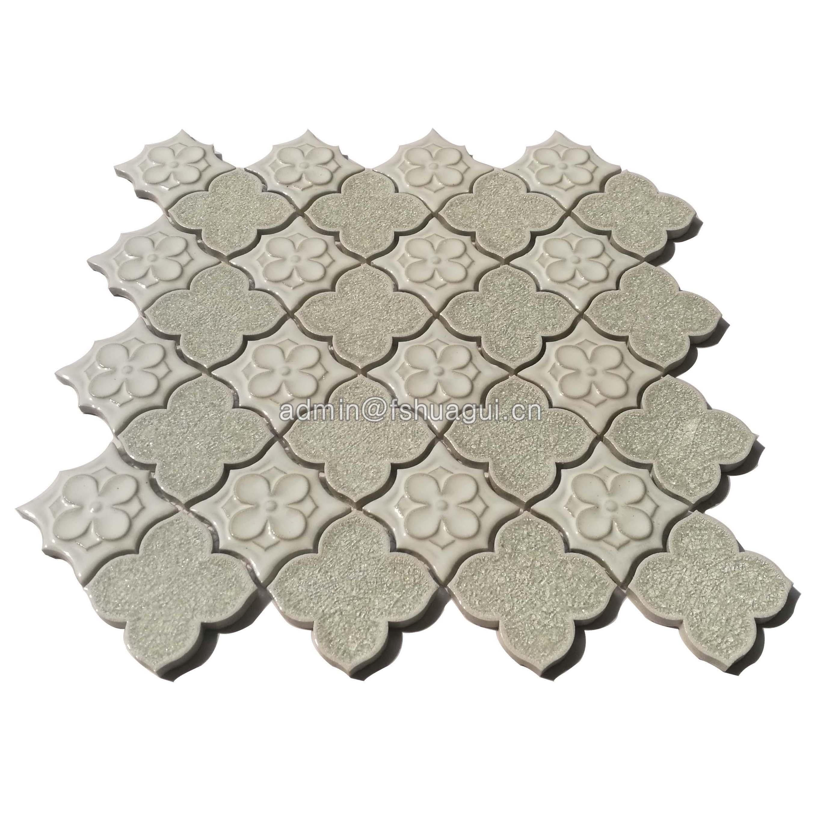 Huagui Ceramic Mosaic Tile HG-IC013 CERAMIC MOSAIC TILE image2