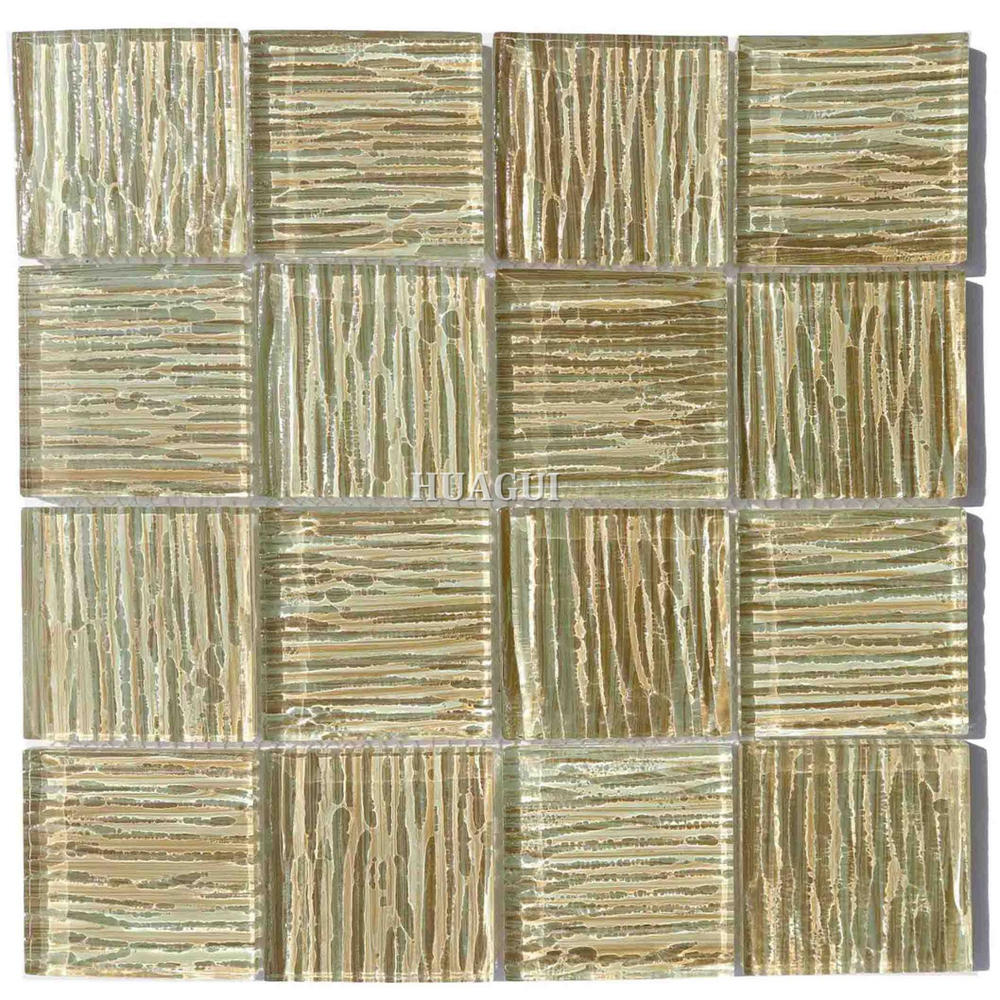 Working with luxury art design glass mosaic tile Amazon