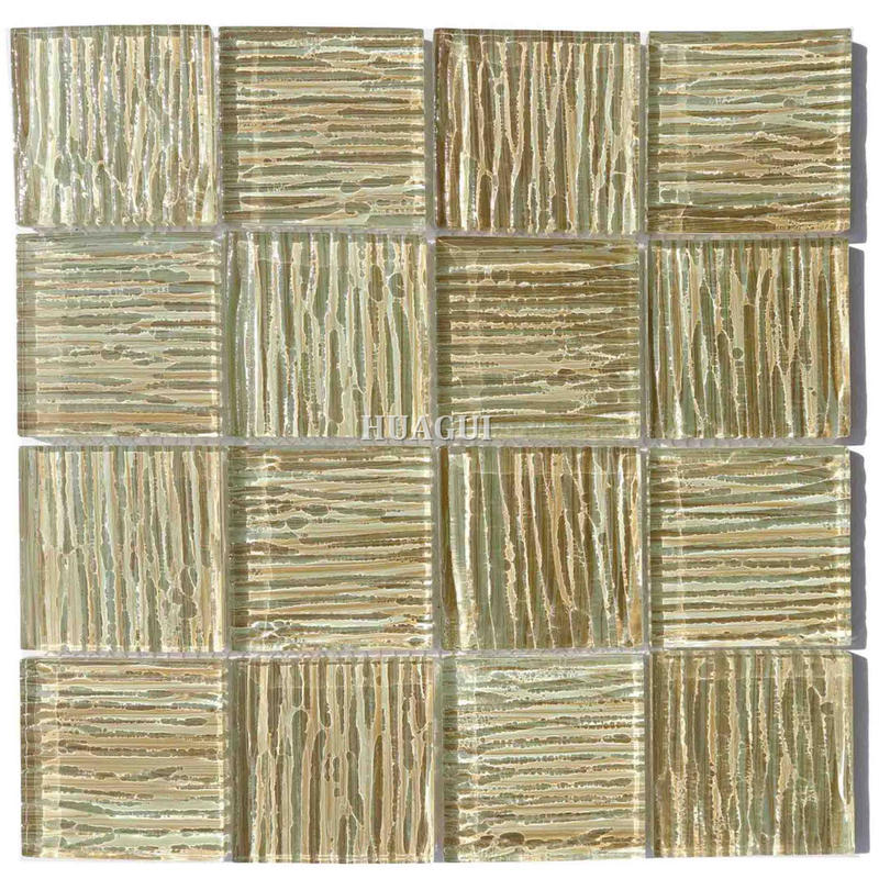 Working with luxury art design glass mosaic tile Amazon