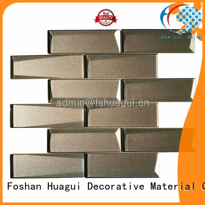 uk light gray glass subway tile hggt for floor Huagui