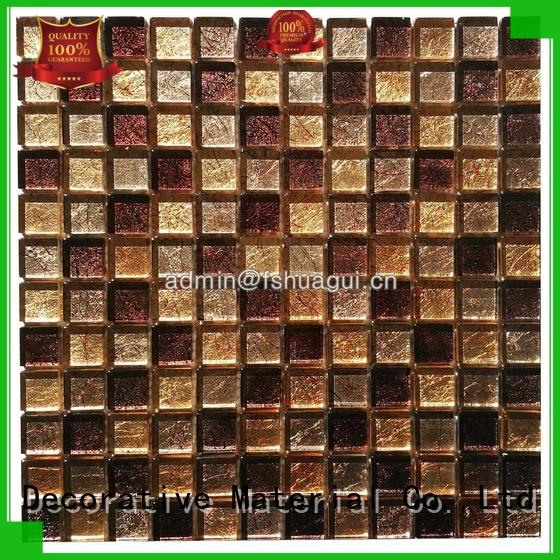 design glass brick mosaic tiles style manufacturers for wall