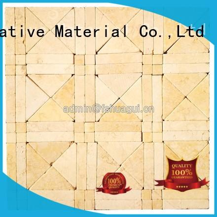 Huagui roman stone tile company for business for outdoor