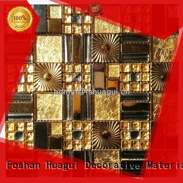 backsplash glass metal mosaic tile with standard styles for home