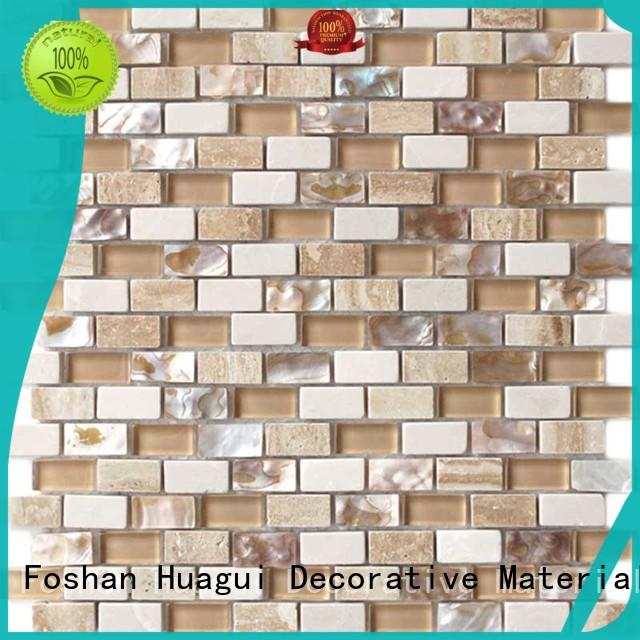 white pearl tile tile for outdoor Huagui