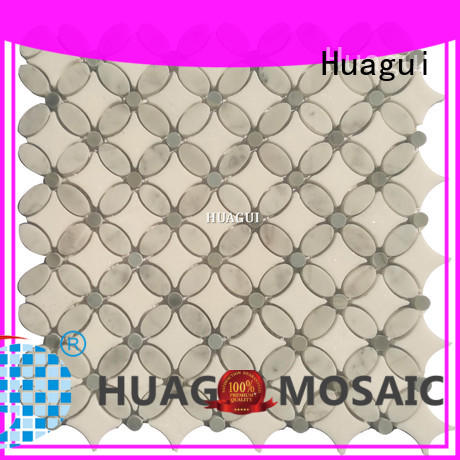 Huagui pattern porcelain stone tile suppliers for indoor