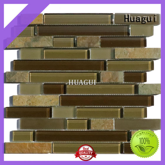 design black glass mosaic tile starburst suppliers for wall