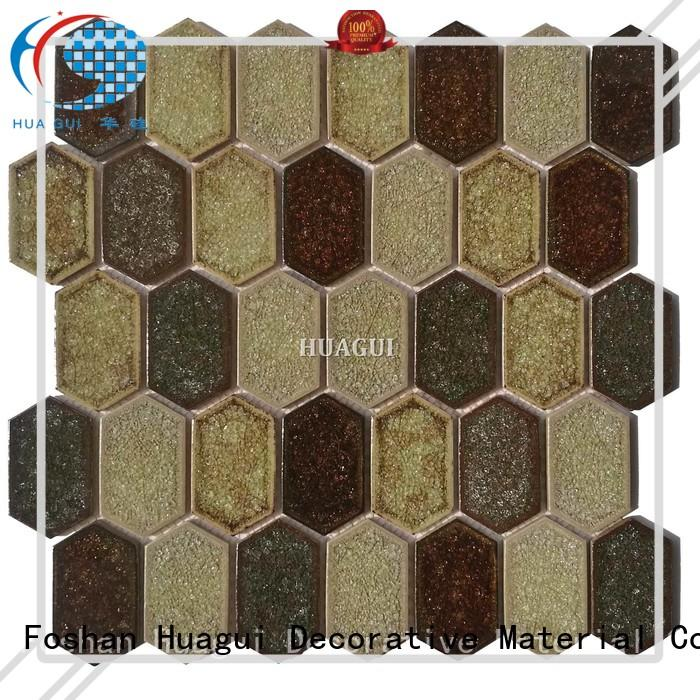 Huagui outside porcelain kitchen floor tiles effect for floor