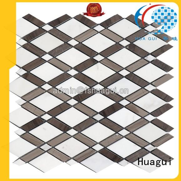 exterior natural stone tile shower sale for floor Huagui