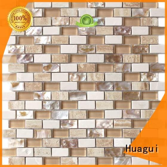 Hot pearl backsplash popular Huagui Brand