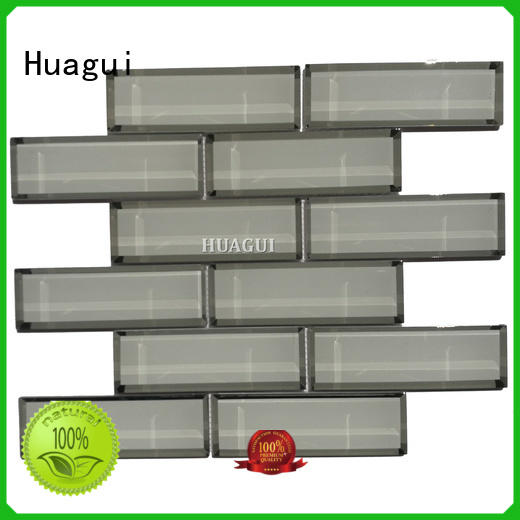 unique light gray glass subway tile newest manufacturers for outdoor