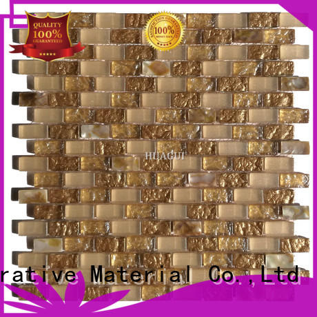 Huagui mother of pearl tile bathroom for sale for home