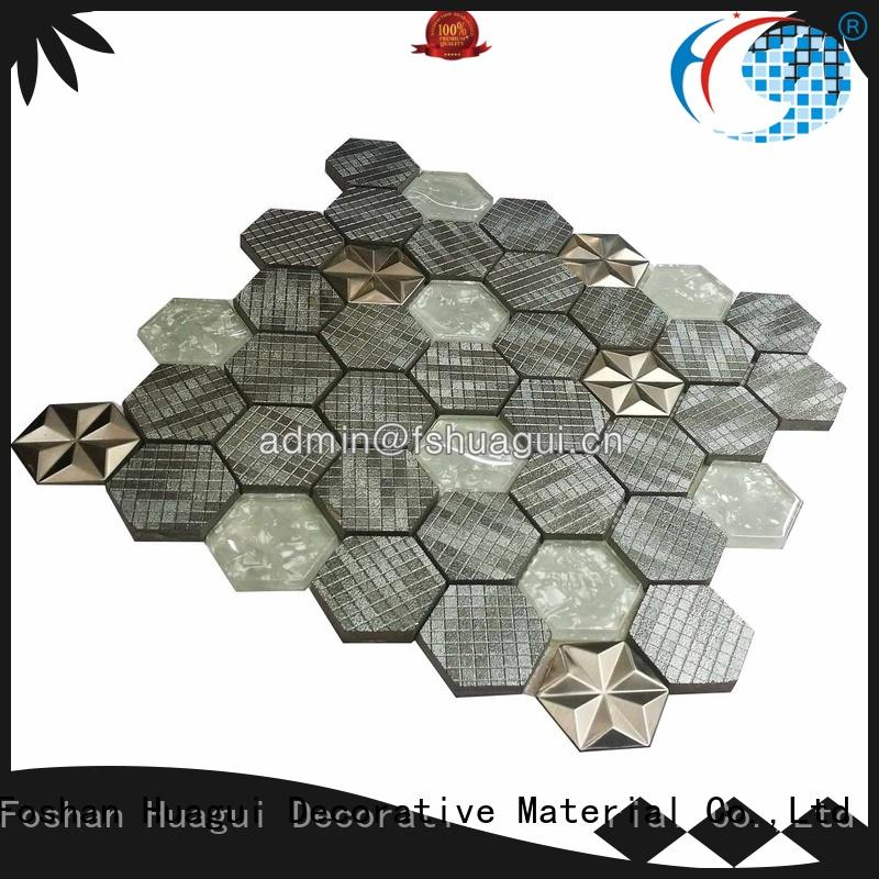 wall river metallic bathroom tiles popular Huagui company