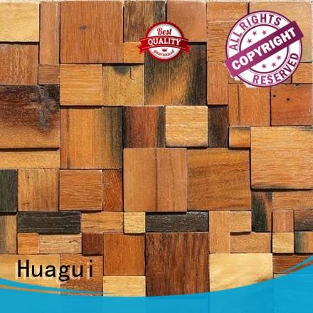 wood wood look ceramic tile with water-repellent treatment for floor Huagui