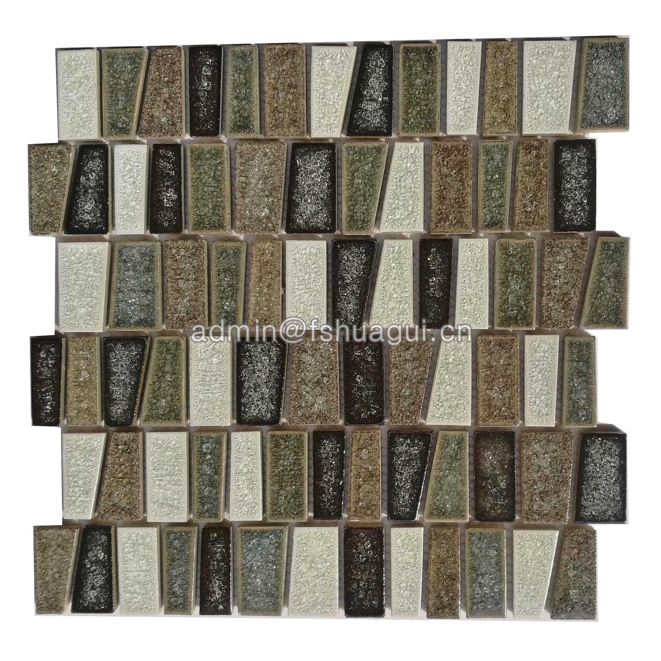 Huagui Ceramic Mosaic Tile HG-IC008 CERAMIC MOSAIC TILE image7