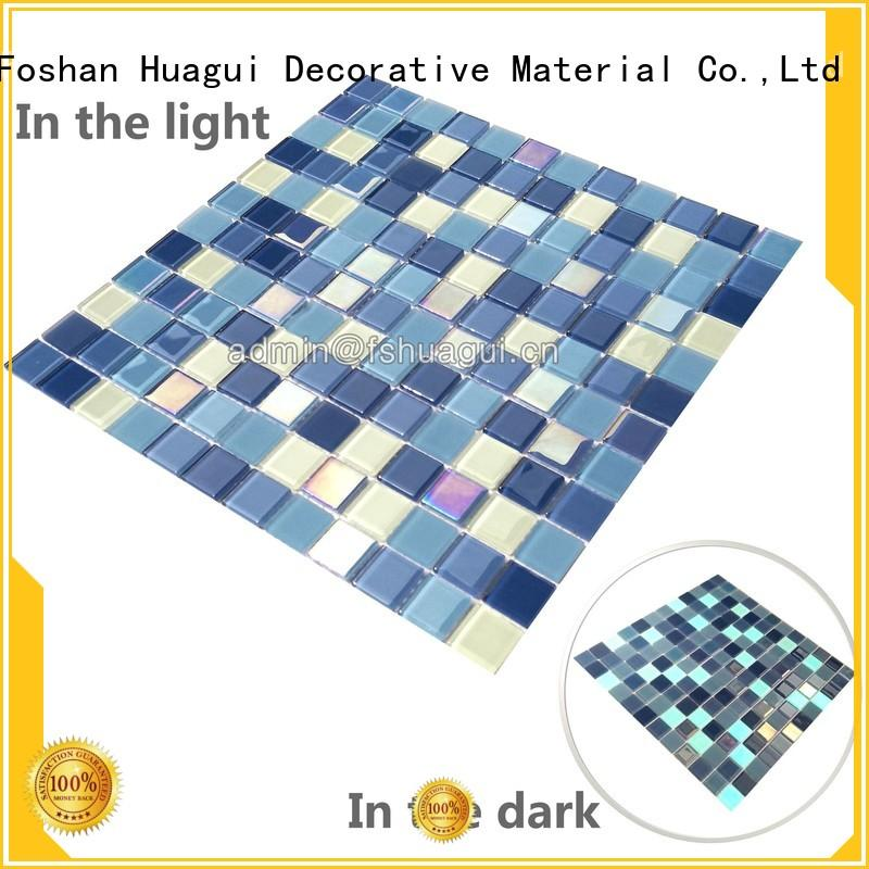 top selling trendy tiles swimming pool tiles Huagui Brand