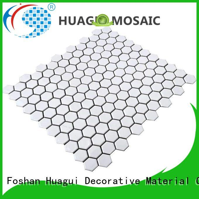 Quality Huagui Brand popular tile hexagon ceramic tile